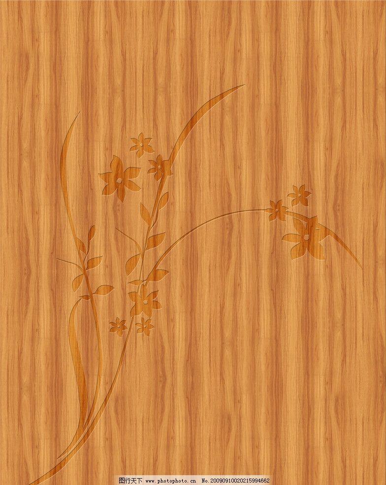 移门 木纹 花纹 背景底纹 底纹边框