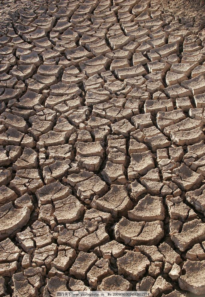 土地 干渴的土地 旱灾 龟纹 干旱 自然风景 自然景观 摄影