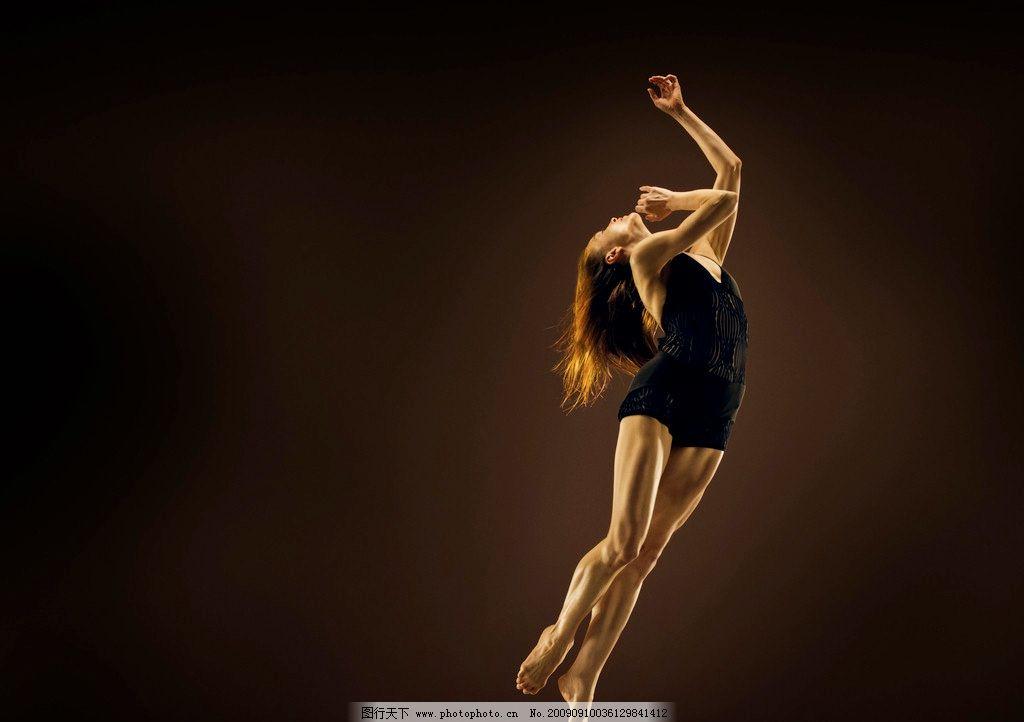 舞蹈 动作 演员 优美 职业人物 人物图库 摄影 300dpi jpg