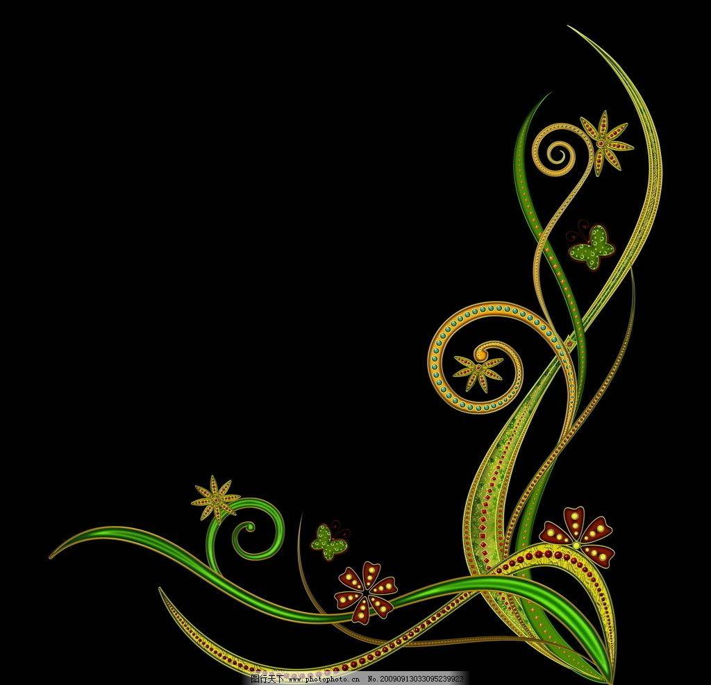 精美典雅花纹暗纹 梦幻 边框 立体 线条 条纹 底纹素材 时尚 浪漫 高贵 树枝 树叶 花纸 背景 海报 广告素材 黑色 艳丽 暗金色 多彩 绿色 花朵 花瓣 纹理 墙纸 Juice Drops 精美典雅花纹暗纹图集 PSD分层素材 源文件 300DPI