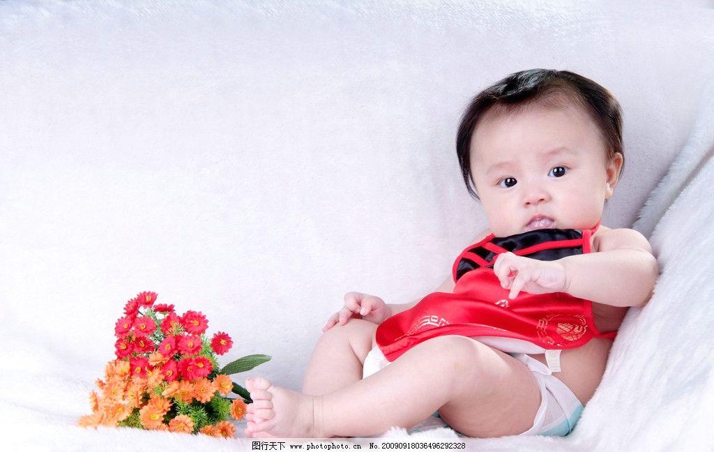 可爱的小孩图片