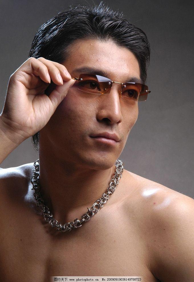 眼镜模特 人物 高清 职业人物 摄影