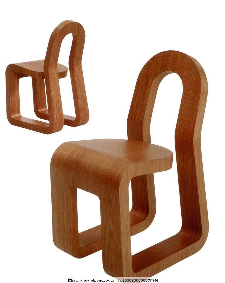 扣好 椅子 贴图 创意 时尚 室内 设计图片