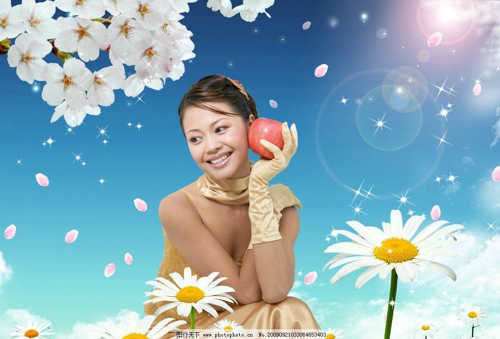 自然美景与美女 太阳 光芒 梅花 花瓣 飘落的花瓣 菊花 娇艳的花儿