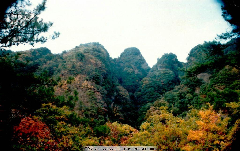 翠屏峰 剑门关 剑阁 旅游 摄影 自然 风景 自然风光 国内旅游 蜀 旅游