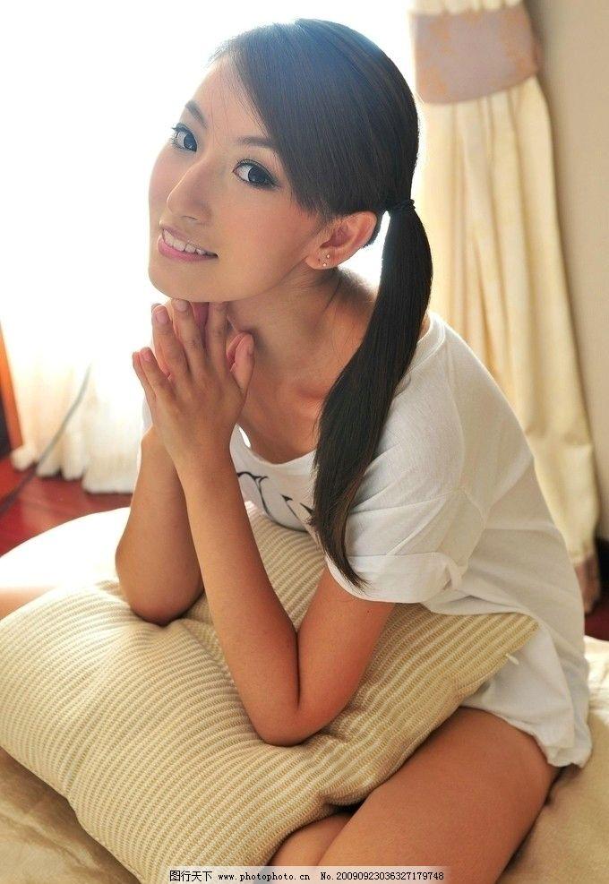 美女模特李潇珊 清纯 可爱 时尚 清晰 漂亮 美丽 女生 女孩