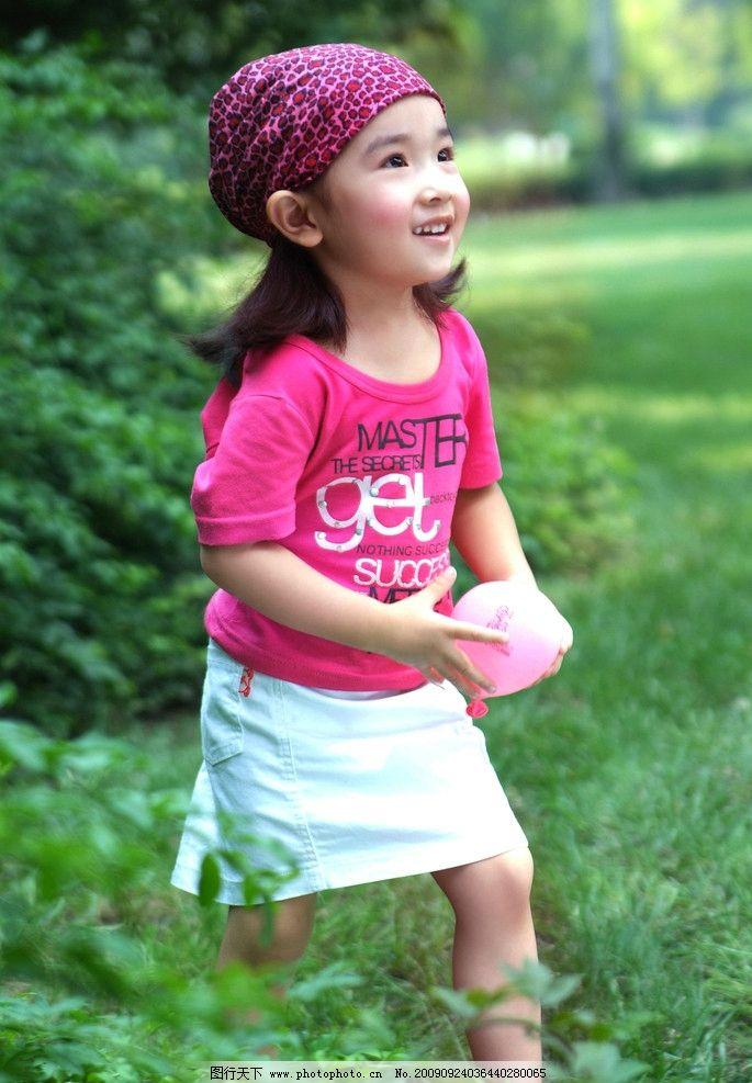 可爱小女孩3 小可爱 宝贝 天真 活泼 人物 原图 儿童幼儿 人物图库